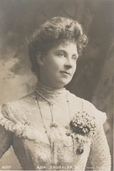 Ada Crossley, c. 1900 Rotary Photo Co. Ltd