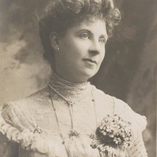 Ada Crossley, c. 1900 by Rotary Photo Co. Ltd