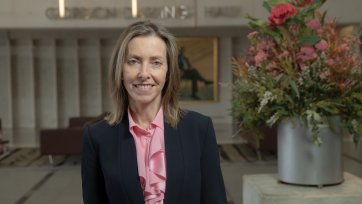 Karen Quinlan AM, Director, National Portrait Gallery