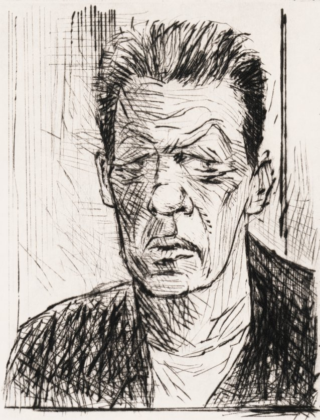 Andrew Southall, 1992 by Rick Amor