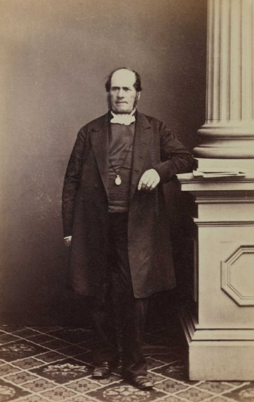 Reverend Thomas Buddle, 1863 Batchelder & O'Neill
