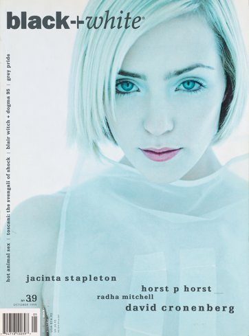 Cover black+white #39 (feat. Jacinta Stapleton), 1999