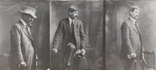Henry Lawson, c. 1915 William Johnson