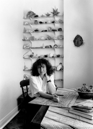 Cressida Campbell, 1990 by Greg Weight