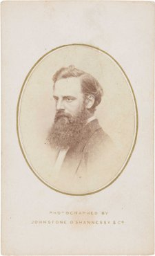 Nicholas Chevalier, c. 1867 Johnstone O'Shannessy & Co