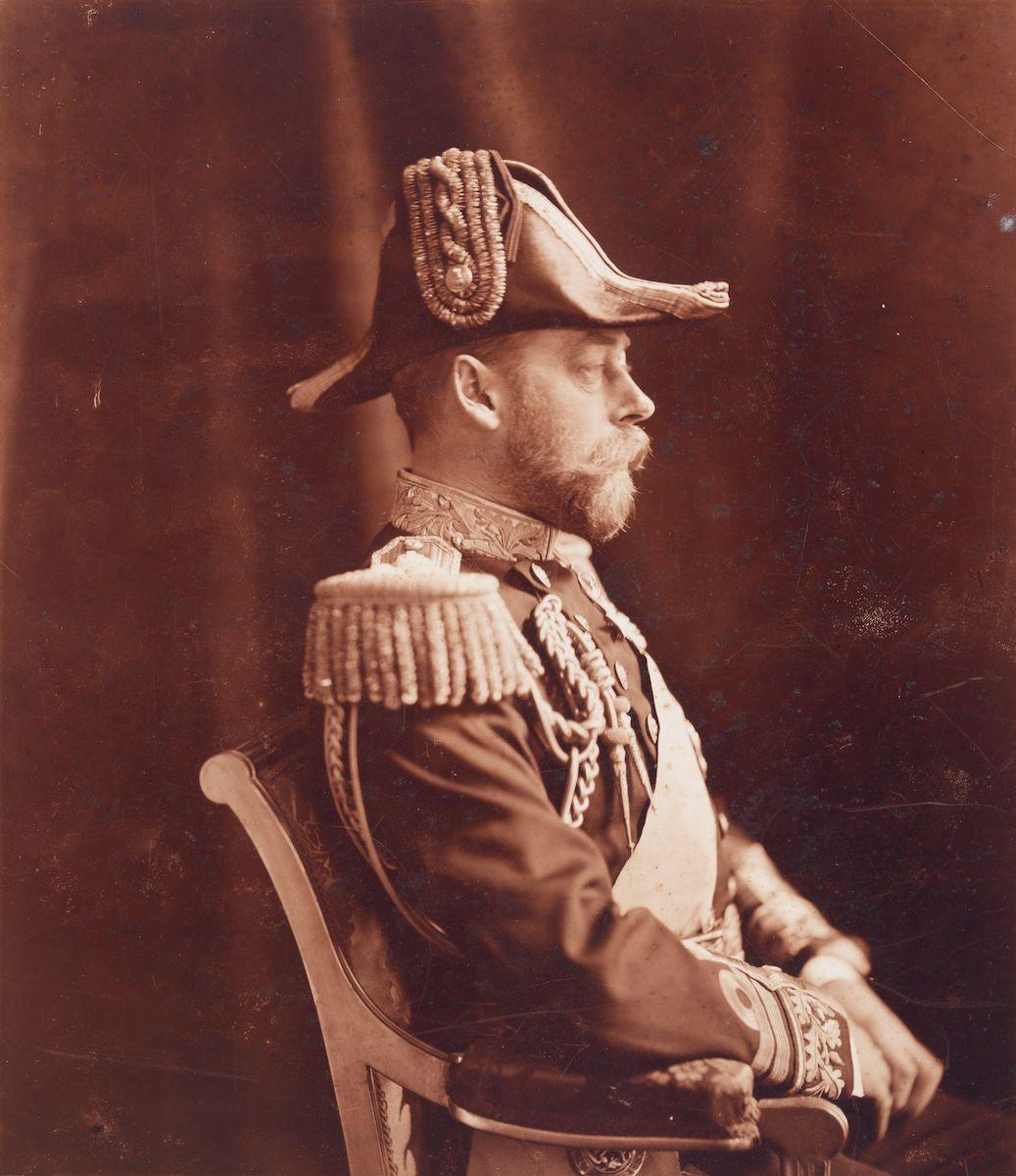 Duke of Cornwall and York (later King George V), 1903