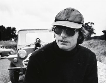 Peter Weir, 1974 (printed 2001) by Gordon Glenn