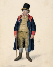 Beadle, Winchester, 1823 by John Dempsey