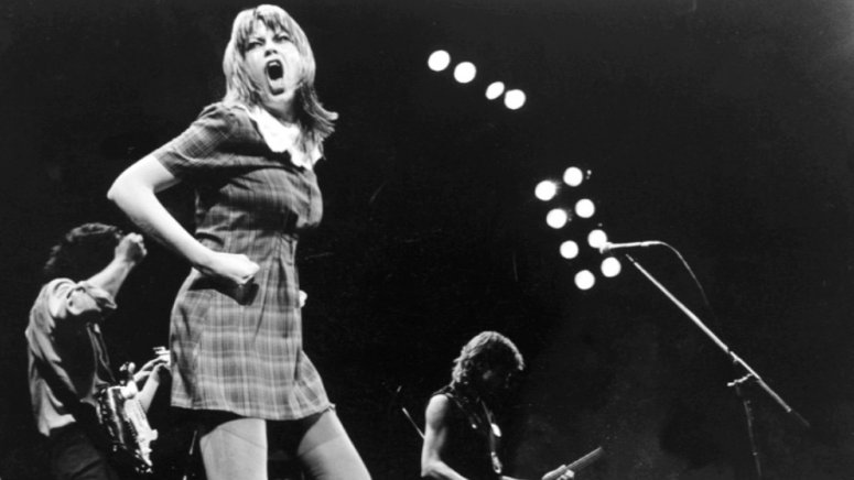 Interview with Chrissy Amphlett video: 2 minutes