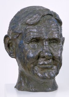 John Gorton, 1970, cast 1999 by Victor Greenhalgh