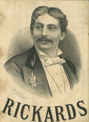 Rickards, c.1880 by Charles Turner