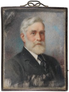 David Mitchell, n.d. unknown artist