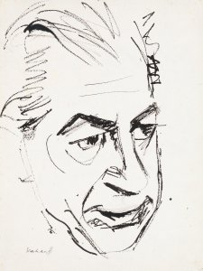 Harold Holt by Louis Kahan