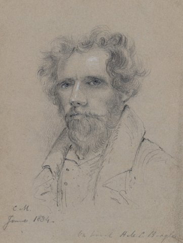 Self portrait, 1834