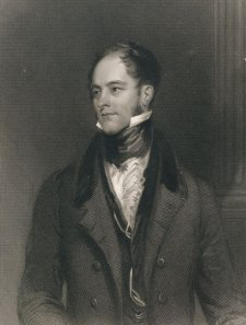 The Right Honourable Henry Goulburn MP, c. 1850 Francis Holl after Henry William Pickersgill