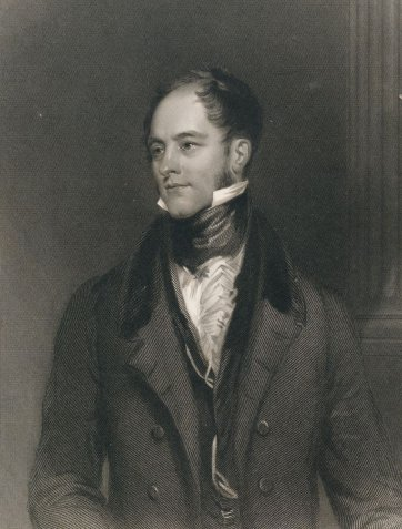 The Right Honourable Henry Goulburn MP, c.1850 by Francis Holl after Henry William Pickersgill
