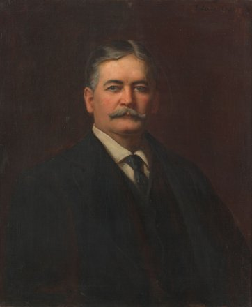 J.C. Williamson, c. 1913 by John Longstaff