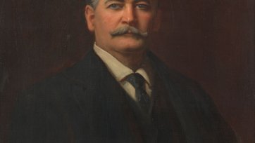 J.C. Williamson, c. 1913 John Longstaff