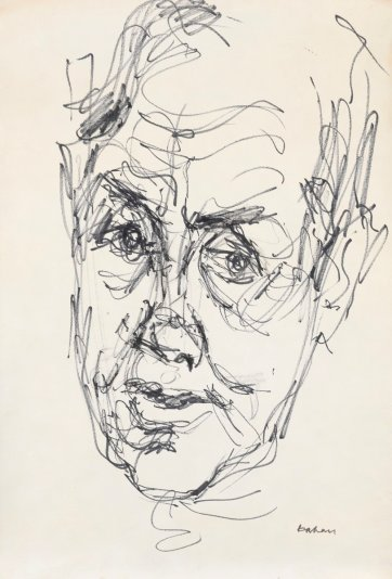 Sir John Gorton, c.1968-1971 by Louis Kahan