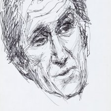 Malcolm Fraser by Louis Kahan