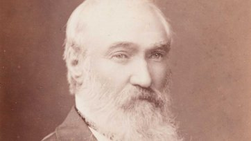 The Hon. James Whyte, c. 1874 John Hubert Newman
