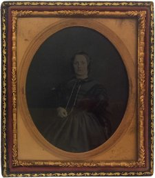 Maria Jane Dowling, c. 1862 an unknown artist