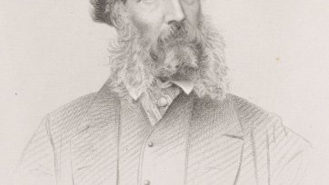 Edward John Eyre, Late Governor of Jamaica, 1867 John Brown