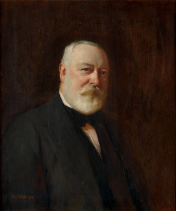 Sir James Reading Fairfax, 1898 Tom Roberts