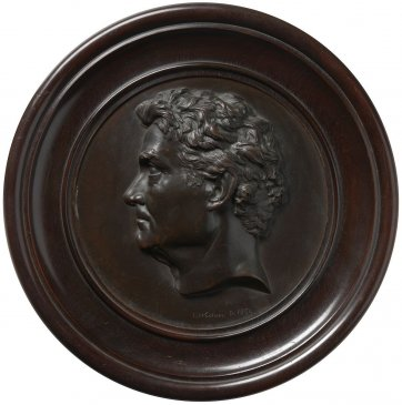 William Charles Wentworth, 1854 Thomas Woolner