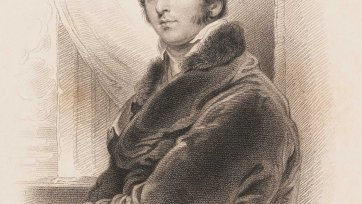 William Lamb, Baron Melbourne, 1832 Sir Thomas Lawrence, Samuel Freeman, Fisher, Son & Co London