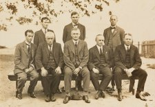 New South Wales State Repatriation Board, c.1920 by Frank Neish