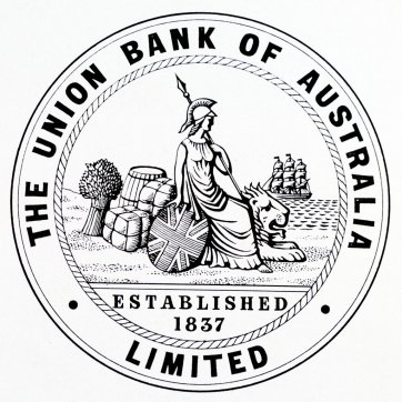 Seal of The Union Bank of Australia