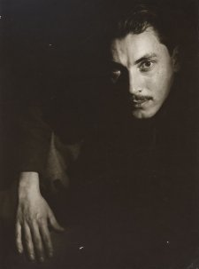 Geoffrey Graham, 1941 by Max Dupain