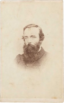 Robert O'Hara Burke, c. 1860 Melbourne and Sydney Photographic Co