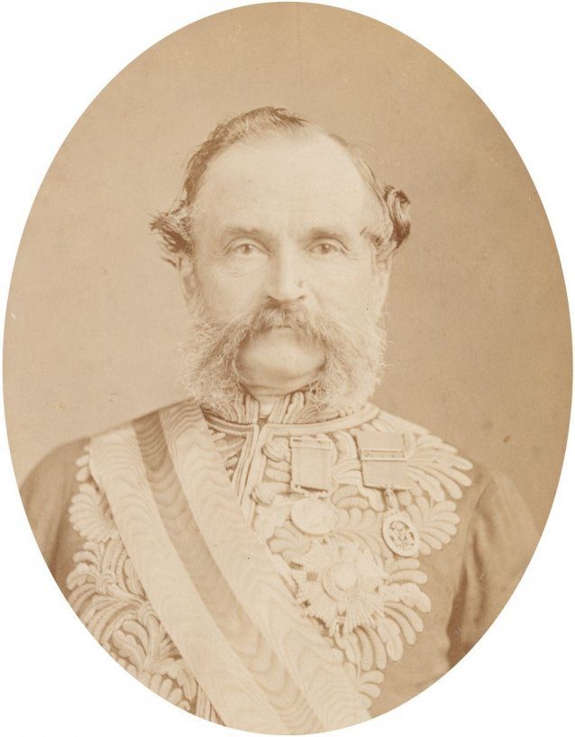 Sir William Francis Drummond Jervois, Governor of South Australia