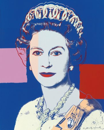 Queen Elizabeth II, 1985 (from the Reigning Queens series)