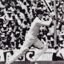 Greg Chappell, 1985 (printed 2010) Bruce Postle