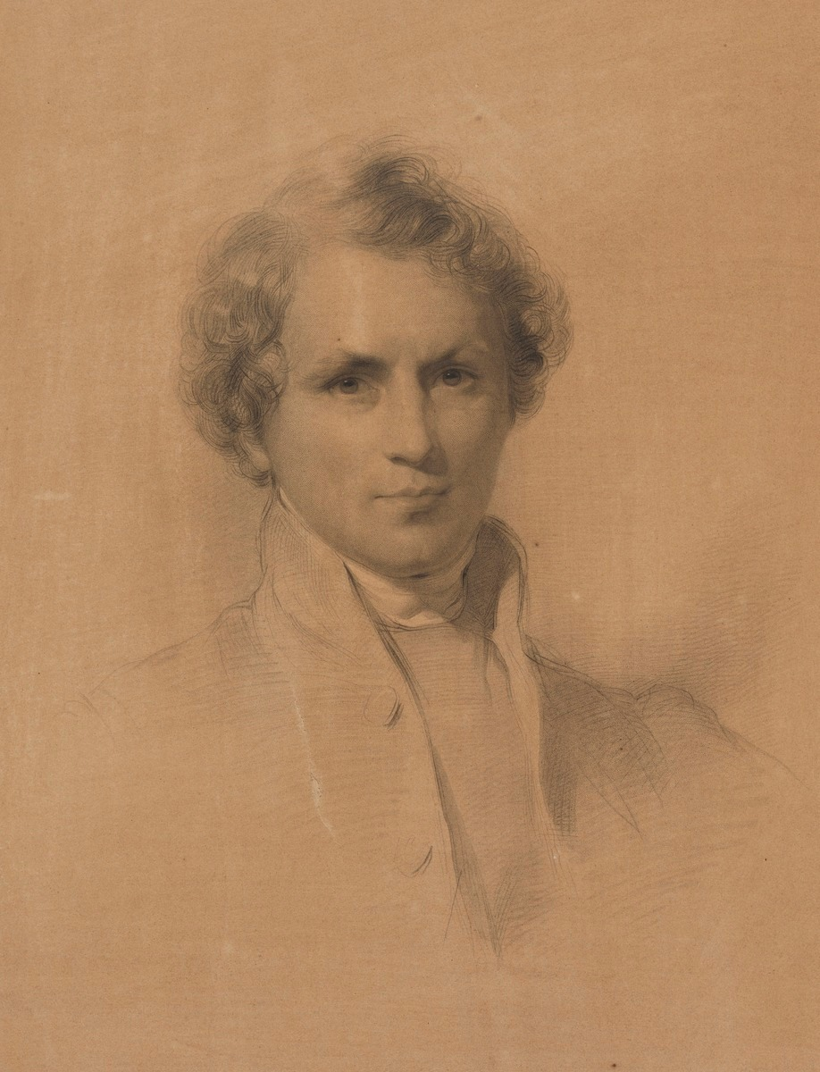 Francis Russell Nixon, c. 1845 - 1855 by George Richmond