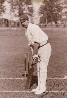 Henry (Harry) Donnan (member of the 1896 Australian Cricket Team) by H Parker Rolfe