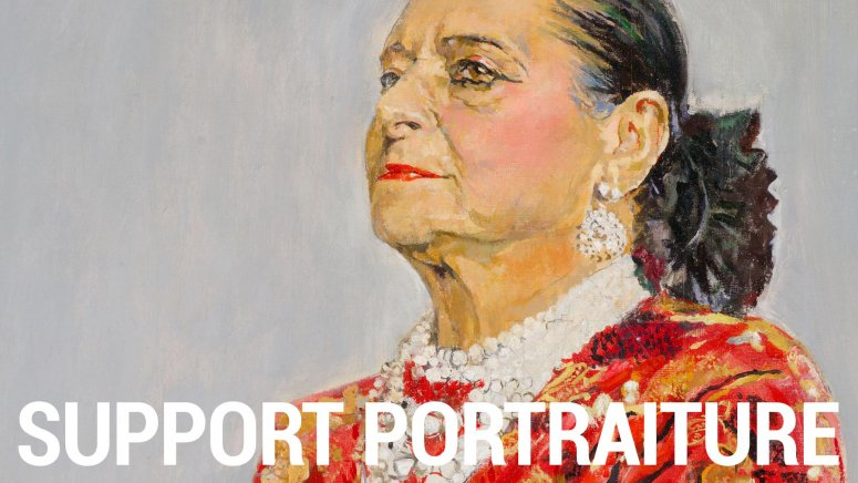 Support portraiture