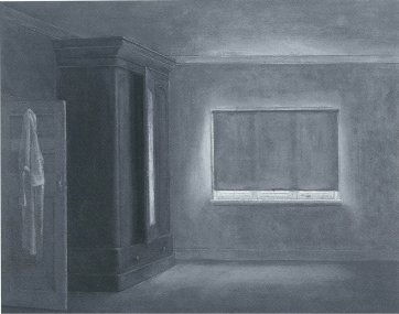 The room (memory), 1994 by Rick Amor