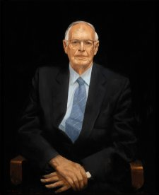 The Right Honourable Sir Ninian Stephen KGAK GCMG GCVO KBE QC, 2006 by Rick Amor