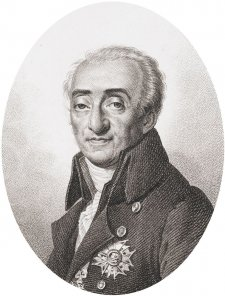 Comte de Lacepede, c.1830 an unknown artist