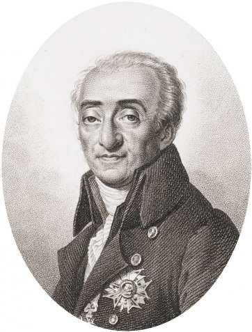 Comte de Lacepede, c.1830 by an unknown artist