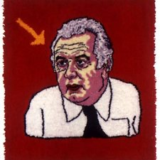 The Hon. Edward Gough Whitlam by Martin Wilson