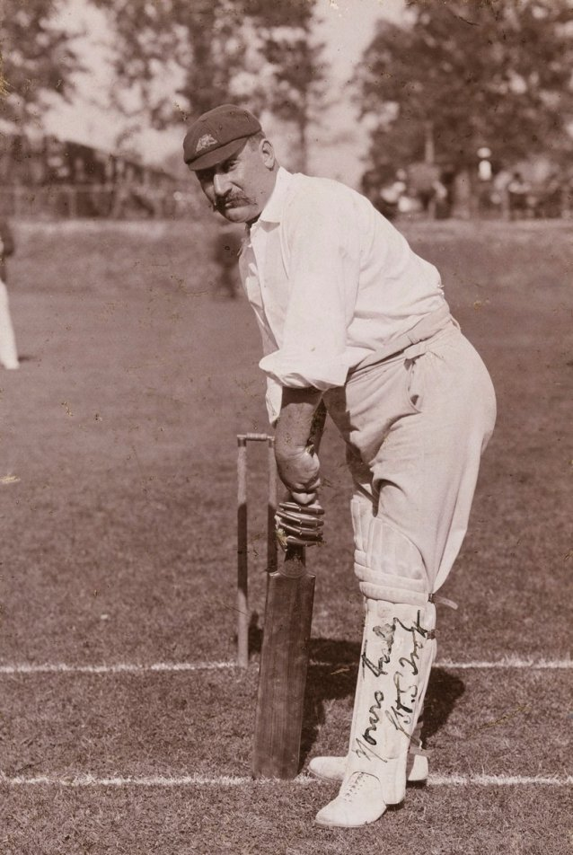 George Trott (George Henry Stevens (Harry) Trott, member of the 1896 Australian Cricket Team)