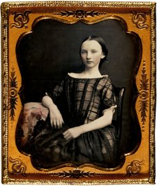 Emily Spencer Wills, c.1859 an unknown artist