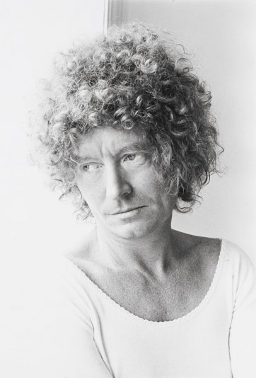 Brett Whiteley - portrait 2, 1975 Greg Weight