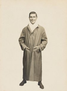 Les Darcy, Australian Middleweight Boxer, c. 1910 an unknown artist