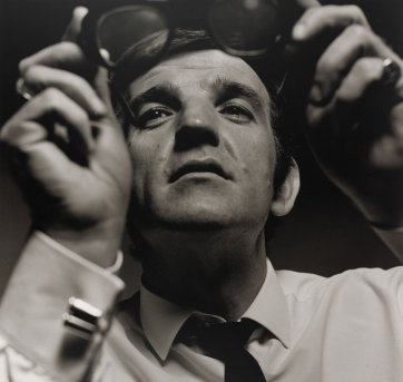 Alan Freeman, c. 1970 (printed 2002) by Lewis Morley